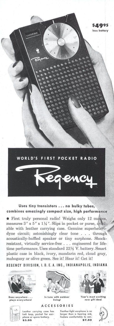 transistor radio smart